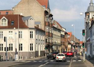 Read more about the article Horsens har landets første 1 watt-trafiksignal